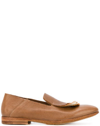 Officine Creative Fringed Loafers
