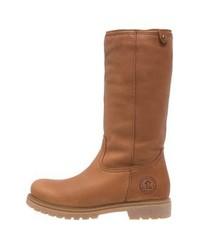 Panama Jack Bambina Winter Boots Grass