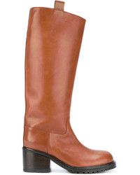 A.F.Vandevorst Knee High Boots