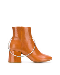 MM6 MAISON MARGIELA Ring Ankle Boots