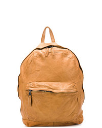 Giorgio Brato Front Pocket Backpack