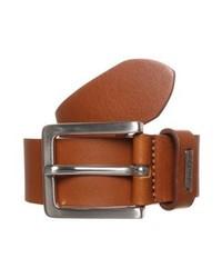 Calvin Klein Mino Belt Cognac