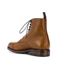 Berwick Shoes Lace Up Ankle Boots