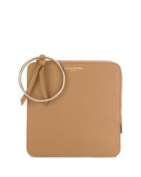 Sara Battaglia O Ring Clutch Bag