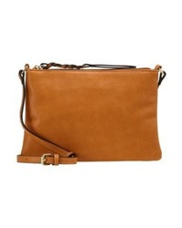 Pckayla across body bag cognac medium 4121502