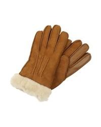 UGG Smart Gloves Chestnut