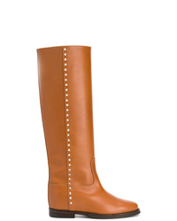 Via Roma 15 Studded Riding Boots