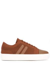 Neil Barrett Classic Low Top Sneakers