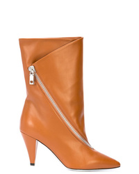 Givenchy Zipped Mid Boots