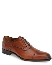 Mezlan March Cap Toe Oxford