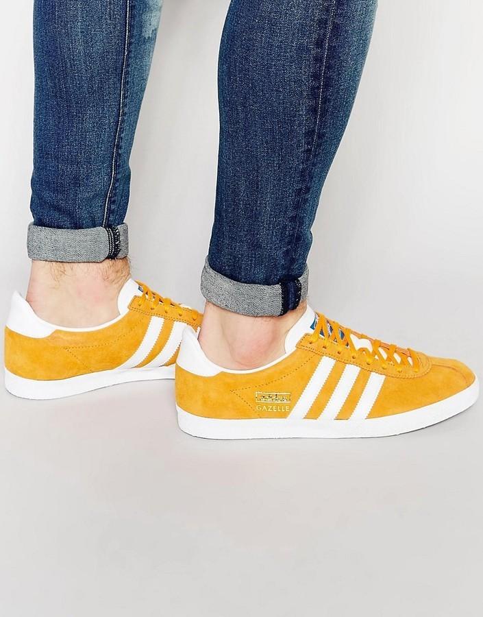 adidas originals gazelle og sneakers