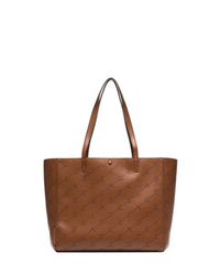 Stella McCartney Brown Tote Bag