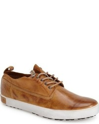Tobacco Low Top Sneakers