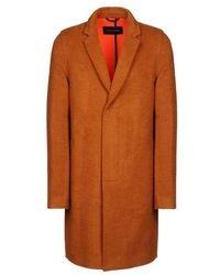 Tobacco Overcoat
