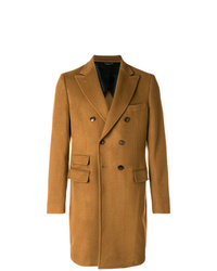Tonello Double Breasted Fitted Coat