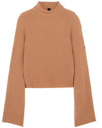 Tobacco Oversized Sweater