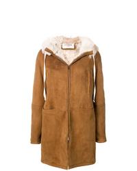 Saint Laurent Parka Coat