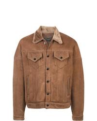 Amiri Leather Jacket