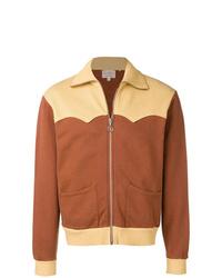 Levi's Vintage Clothing Two Tone Fleece Jacket