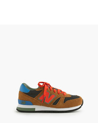 New Balance Kids For Crewcuts K1300 Lace Up Sneakers In Ochre
