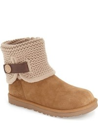 UGG Shaina Knit Cuff Bootie