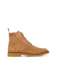 Polo Ralph Lauren Lace Up Boots
