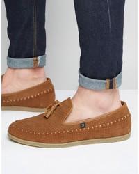 Daze suede tassel loafer medium 585550