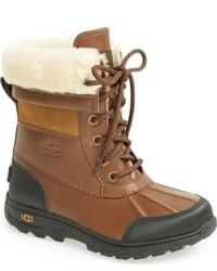 UGG Butte Ii Waterproof Leather Boot