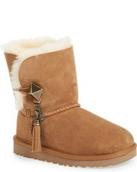 Girls Ugg Lillian Genuine Shearling Lined Short Boot