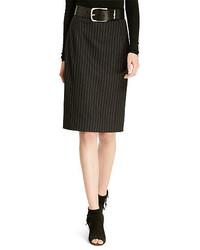 Vertical striped pencil skirt original 1458720