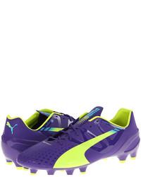 Violet Athletic Shoes