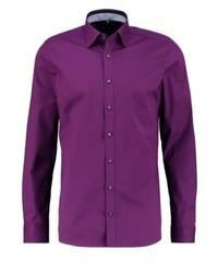 Olymp Body Fit Formal Shirt Rosenholz