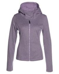 Bench Knit Fleece Light Purple