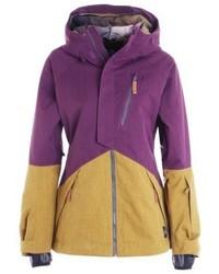 Oakley Spellground Ski Jacket Purple