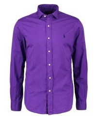 Slim fit shirt vista purple medium 4207144