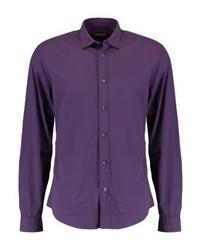 Esprit Sol Poplin Regular Fit Shirt Dark Purple