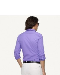 Ralph Lauren Black Label Stretch Mesh Sloan Sport Shirt