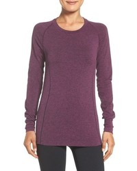 Zella Chamonix Long Sleeve Seamless Tee
