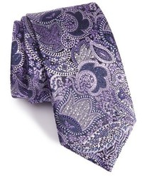 Paisley silk tie medium 1044105