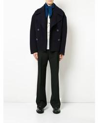 Violet Pea Coat