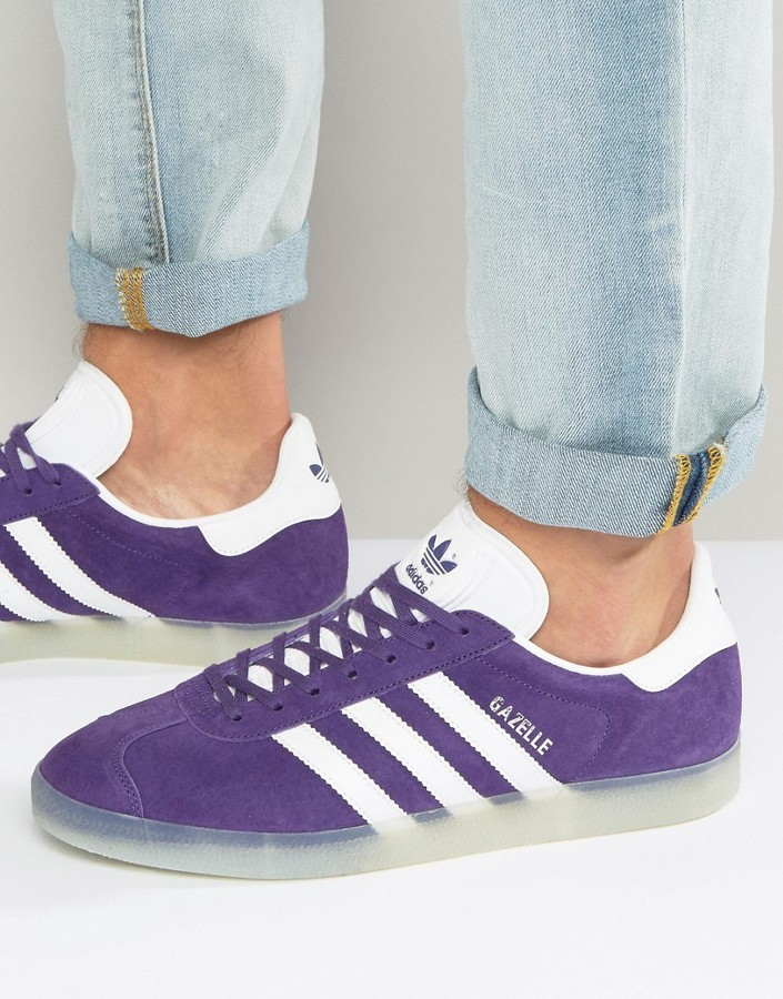 In Sneakers Bb5501 Gazelle Purple Originals Adidas tO0qHt
