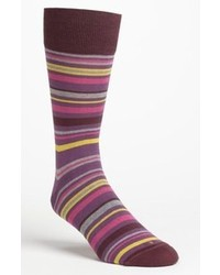 hook + ALBERT Stripe Socks