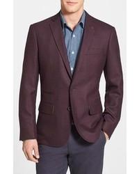 Wallin & Bros. Trim Fit Wool Blazer 42r