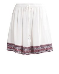 Tommy Hilfiger A Line Skirt White