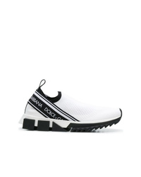 Dolce & Gabbana Slip On Sock Sneakers