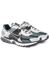 Nike Zoom Vomero 5 Se Sp Leather And Rubber Trimmed Mesh Sneakers
