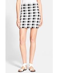 Theory Holeen G Print Skirt