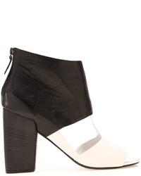 Colour block sandal boot medium 124180