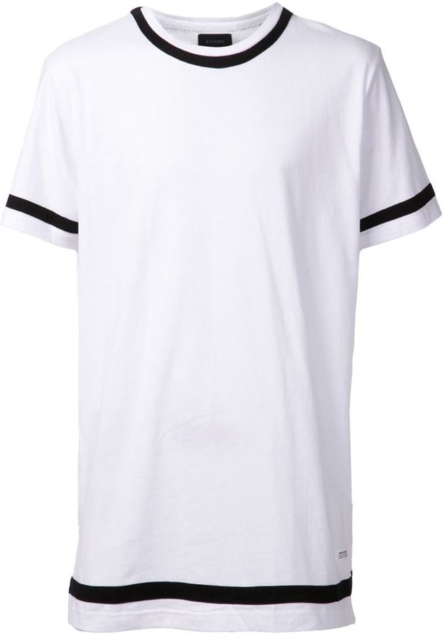 Stampd Contrast Trim T Shirt | Where to buy & how to wear