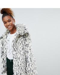 16073d921668 Women's Fur Coats by Monki | Women's Fashion | Lookastic UK